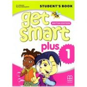Get Smart Plus 1 Student's Book British Edition - H. Q. Mitchell, Marileni Malkogianni