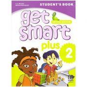 Get Smart Plus 2 Student's Book British Edition - H. Q. Mitchell, Marileni Malkogianni