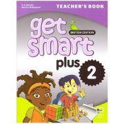 Get Smart Plus 2 Teacher's Book British Edition - H. Q. Mitchell, Marileni Malkogianni