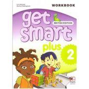 Get Smart Plus 2 Workbook + CD-ROM British Edition - H. Q. Mitchell, Marileni Malkogianni