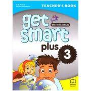 Get Smart Plus 3 Teacher's Book British Edition - H. Q. Mitchell, Marileni Malkogianni