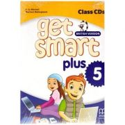 Get Smart Plus 5 British Version. Class CDs - H. Q. Mitchell, Marileni Malkogianni