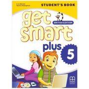 Get Smart Plus 5 Student's Book British Edition - H. Q. Mitchell, Marileni Malkogianni