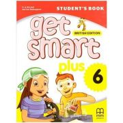 Get Smart Plus 6 Student's Book British Edition - H. Q. Mitchell, Marileni Malkogianni