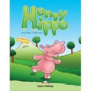 Henry Hippo cu CD - Virginia Evans, Jenny Dooley
