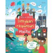 Intrebari si raspunsuri despre plastic (Usborne) - Usborne Books