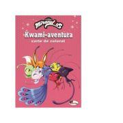 Kwami-aventura. Carte de colorat