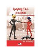 Ladybug & Co in actiune. Carte de activitati