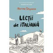 Lectii de italiana - Marina Stepnova