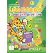 Leonardo si furtuna emotiilor - Povesti educative pentru dezvoltarea inteligentei emotionale - Roxana Andreea Rusu