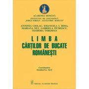Limba cartilor de bucate romanesti - Mariana Net