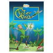 Literatura adaptata pentru copii Peter Pan cu cross-platform app. - Virginia Evans