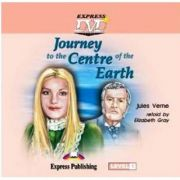 Literatura adaptata pentru copii. Journey to the Centre of the Earth DVD - Elizabeth Gray