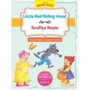 Little Red Riding Hood. Scufita Rosie