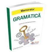 Memorator Gramatica pentru gimnaziu