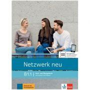 Netzwerk neu B1. 1, Kurs und Ubungsbuch mit Audios und Videos - Stefanie Dengler, Tanja Mayr-Sieber, Paul Rusch