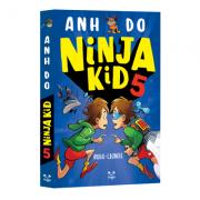 Ninja kid 5. Robo-Clonele! - Anh Do