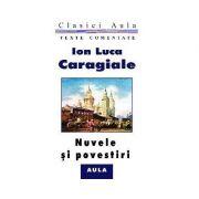 Nuvele si povestiri (texte comentate) - Ion Luca Caragiale