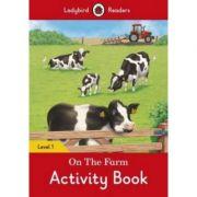 On the Farm Activity Book. Ladybird Readers Level 1
