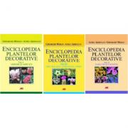 Pachet Enciclopedia plantelor decorative vol 1, 2 si 3 - Gheorghe Mohan, Aurel Ardelean