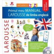Primul meu manual LAROUSSE de limba engleza