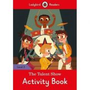 The Talent Show Activity Book