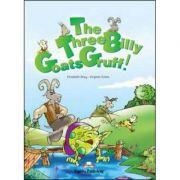 The Three Billy Goats Gruff cu CD - Elizabeth Gray, Virginia Evans