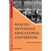 Analysis of the University Educational System - Alexandra Palade (Zamfirache)