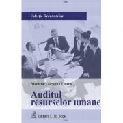 Auditul resurselor umane - Nicoleta Valentina Florea