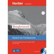 Bergkristall, Leseheft + CD - Urs Luger