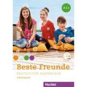 Beste Freunde A1-1, Arbeitsbuch mit audio - Manuela Georgiakaki, Monika Bovermann, Christiane Seuthe, Anja Schumann