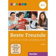 Beste Freunde A1 Deutsch für Jugendliche Video - Julia Braun-Podeschwa, Charlotte Habersack