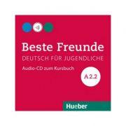Beste Freunde A2-2, CD zum Kursbuch - Manuela Georgiakaki, Christiane Seuthe, Elisabeth Graf-Riemann, Anja Schümann
