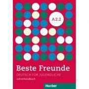 Beste Freunde A2-2 Lehrerhandbuch - Persephone Spiridonidou, Gerassimos Tsigantes