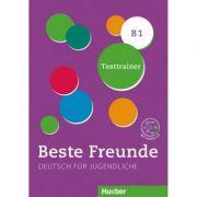 Beste Freunde B1 Kopiervorlage Testtrainer mit Audio-CD - Dagmar Giersberg