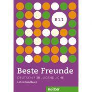 Beste Freunde B1. 1, Lehrerhandbuch - Gerassimos Tsigantes
