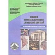 Biologie. Manualul admiterii la medicina dentara - Stefan Arama