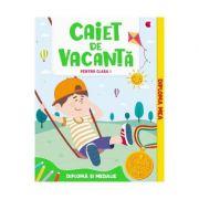 Caiet de vacanta - Clasa 1 - Aurelia Seulean, Marioara Minculescu, Elena Oltean