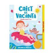 Caiet de vacanta - Clasa 2 - Aurelia Seulean, Marioara Minculescu, Elena Oltean