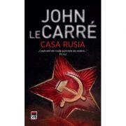 Casa Rusia (editie de buzunar) - John le Carre