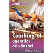 Coaching-ul agentilor de vanzari - Michel Baudier