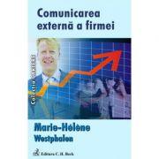 Comunicarea externa a firmei - Marie-Helene Westphalen