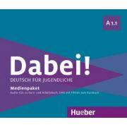 Dabei! A1. 1 Medienpaket - Gabriele Kopp, Josef Alberti, Siegfried Buttner