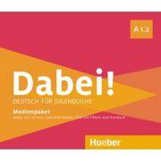 Dabei! A1. 2 Medienpaket - Gabriele Kopp, Josef Alberti, Siegfried Buttner
