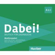Dabei! A2. 1 Medienpaket - Gabriele Kopp, Josef Alberti, Siegfried Buttner