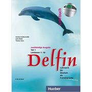 Delfin, Lehrbuch Teil 1 mit CD, Lektion 1-10 - Jutta Muller