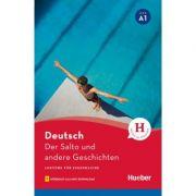 Der Salto und andere Geschichten Lekture mit Audios online - Leonhard Thoma