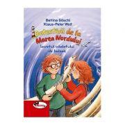 Detectivii de la Marea Nordului. Secretul scheletului de balena - Bettina Goschl, Klaus-Peter Wolf