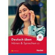 Deutsch uben Horen & Sprechen C1 Buch mit Audios online - Anneli Billina