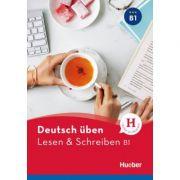 Deutsch uben. Lesen & Schreiben B1 Buch - Anneli Billina